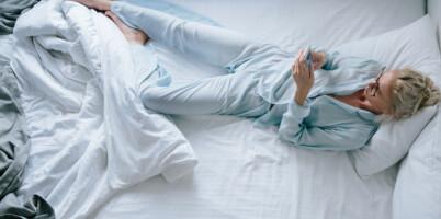 Image: Dette er den vanligste årsaken til nattesvette