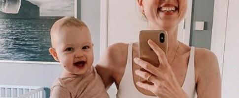 Image: - Jeg elsker ikke mammakroppen min