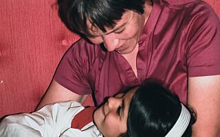Image: Maria (10) så mamma ta sitt eget liv