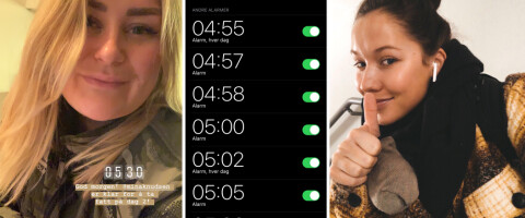 Image: Testet morgenrutinene til Petter Stordalen - ble sengeliggende i ukesvis