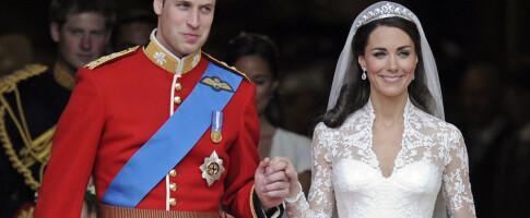 Image: Avslører detaljer om brudekjolen