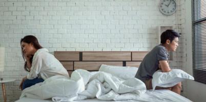 Image: 5 faktorer går igjen hos par som skiller seg