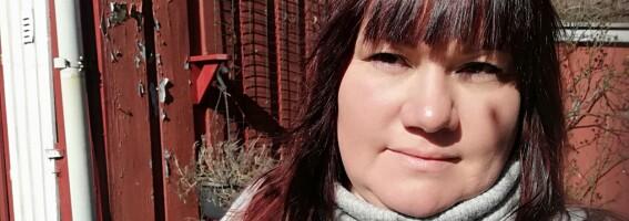 Image: Aina (46) kan dø om hun får i seg kjøtt