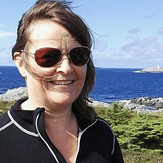 Image: Gikk opp i vekt etter at livet ble snudd på hodet – dette ble Anitas løsning