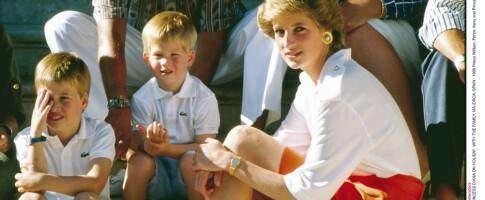 Image: Brødrenes forhold er på frysepunktet: - Diana ville snudd seg i graven