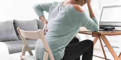Image: 5 øvelser som kan redde den vonde ryggen din