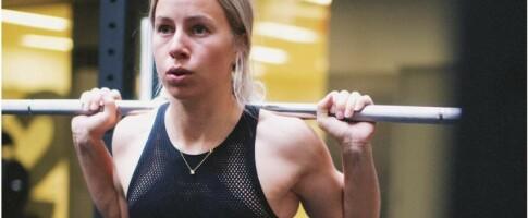 Image: Deler sin treningsoppskrift for damer: Slik legger du opp treningen uke for uke
