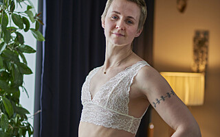 Image: Etter Matilda fikk kreftdiagnosen, kom legen med en oppfordring: - Provoserende