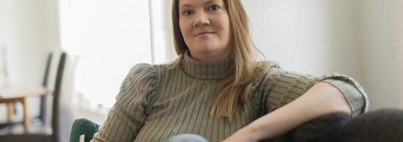 Image: Kristin fikk tre-fire inkassokrav hver dag