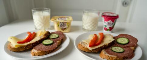 Image: Slik kutter du enkelt 300 kalorier per måltid: - Effektivt grep for vektnedgang