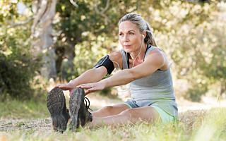 Image: Kan vi skylde på alderen når kiloen sitter som støpt fast?
