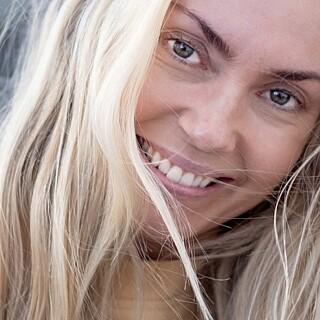 Image: Katrine (41): – Linjene ble betraktelig mindre