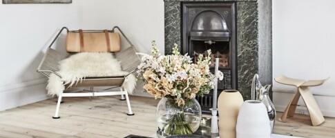 Image: Da Mette og Rasmus overtok leiligheten syntes de den var for moderne