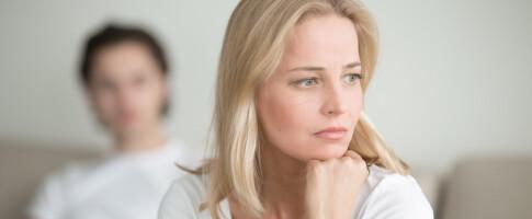 Image: Risikoen for skilsmisse, er høyest etter så mange år. Men det finnes én reddende faktor