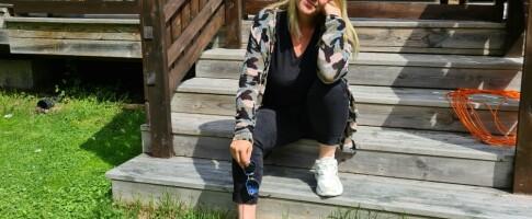 Image: Lene har gått ned 20 kilo med omstridt medisin