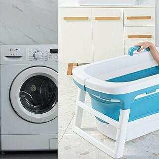 Image: Nå har du endelig plass til badekar!