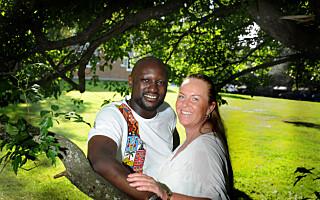 Image: Stine og Kim var kjærester for 20 år siden. Så møttes de igjen