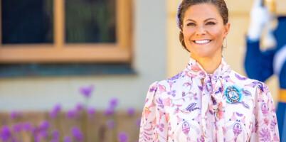 Image: Kronprinsesse Victoria valgte norsk design