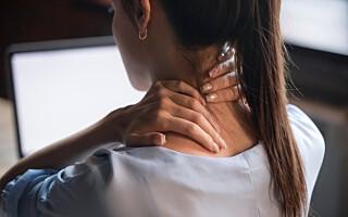 Image: Fungerer holdningsvester mot smerter?