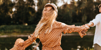 Image: Prikkete klær kan gjøre deg mer tiltrekkende