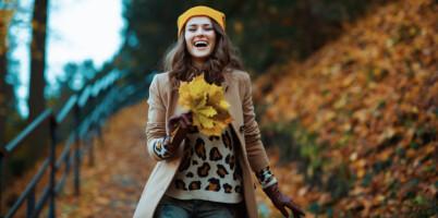 Image: 10 vitenskapelig beviste tips for å bli mer lykkelig