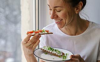 Image: Kosthold etter 40: - De som går opp i vekt, gjør ofte samme feil