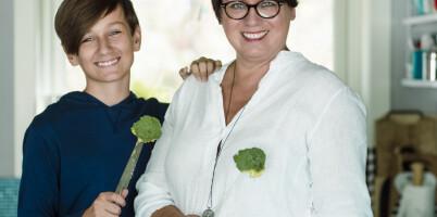 Image: – Jeg tror ikke vi gjør barna en bjørnetjeneste ved å lage matpakken