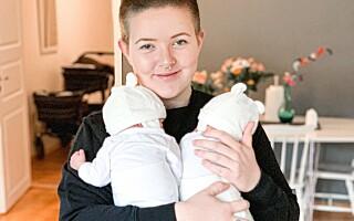 Image: Jeanett er trebarnsmor: - Tenkte jeg hadde gjort en stor feil