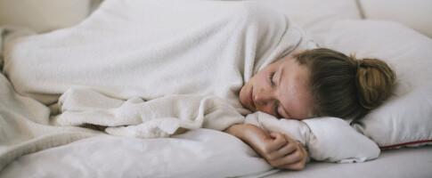 Image: Søvnløshet rammer 30 prosent av alle voksne