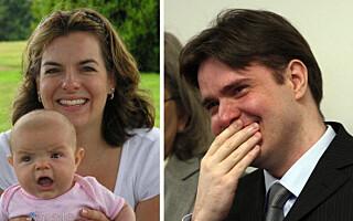 Image: Neil Entwistle drepte kona og datteren - skjulte latterkrampe under rettssaken