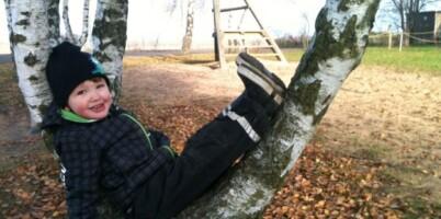 Image: Tristan (3) ble påkjørt og drept av toget: - Jeg skrek navnet hans, og vi så på hverandre