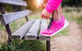 Image: Det er viktig å ta vare på psyken når du skal ned i vekt