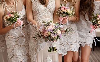 Image: 4 kjoler du bør styre unna i bryllup