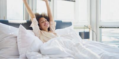 Image: Vi har 6 ulike søvntyper - hvilken er du?