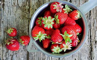 Image: Derfor er jordbær spesielt bra før trening!