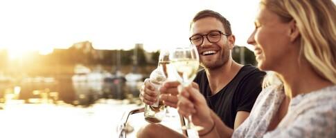 Image: Nakenvin, oransjevin og biodynamisk vin: Hva er forskjellen?