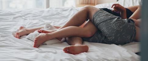 Image: Dette misliker kvinner mest med sex