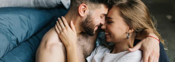 Image: Så ofte har lykkelige par sex