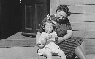 Image: Lille Ruth (2) fra Tromsø ble drept i Auschwitz
