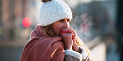 Image: Derfor fryser kvinner lettere enn menn