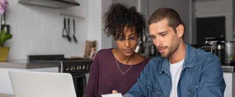 Image: - Økonomisk utroskap er noe av det tøffeste par kan oppleve
