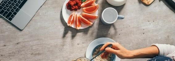 Image: Har du hørt om «mindful eating»?
