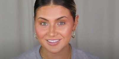 Image: Se hva de enkle sminkejusteringene gjør med ansiktet