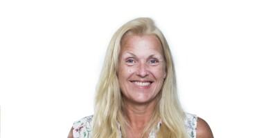 Image: Trine (53) har gått ned 37 kilo og ville ha en ny stil!