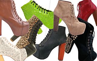 Image: 10 årsjubileum for «verdens styggeste sko»