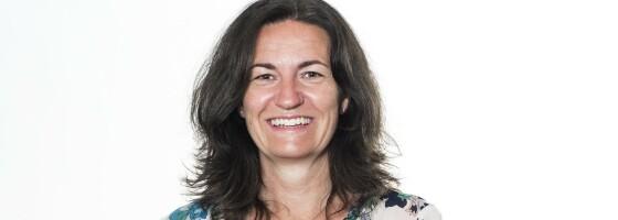 Image: Heidi (49) fikk trendy gardinlugg!