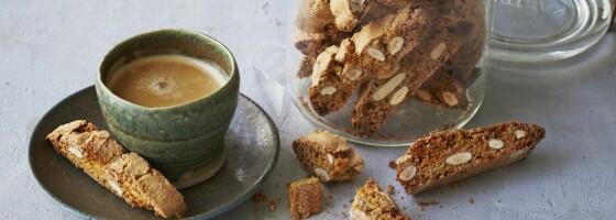 Image: Kaker som er perfekt til kaffen