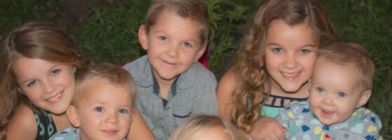 Image: Mistet to barn i tragisk bilulykke - nå er mirakelbabyen her