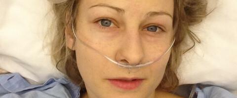 Image: Sex etter kreft: - Skjedeveggen falt ut