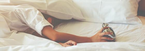 Image: Derfor er søvn viktigere enn all mulig trening
